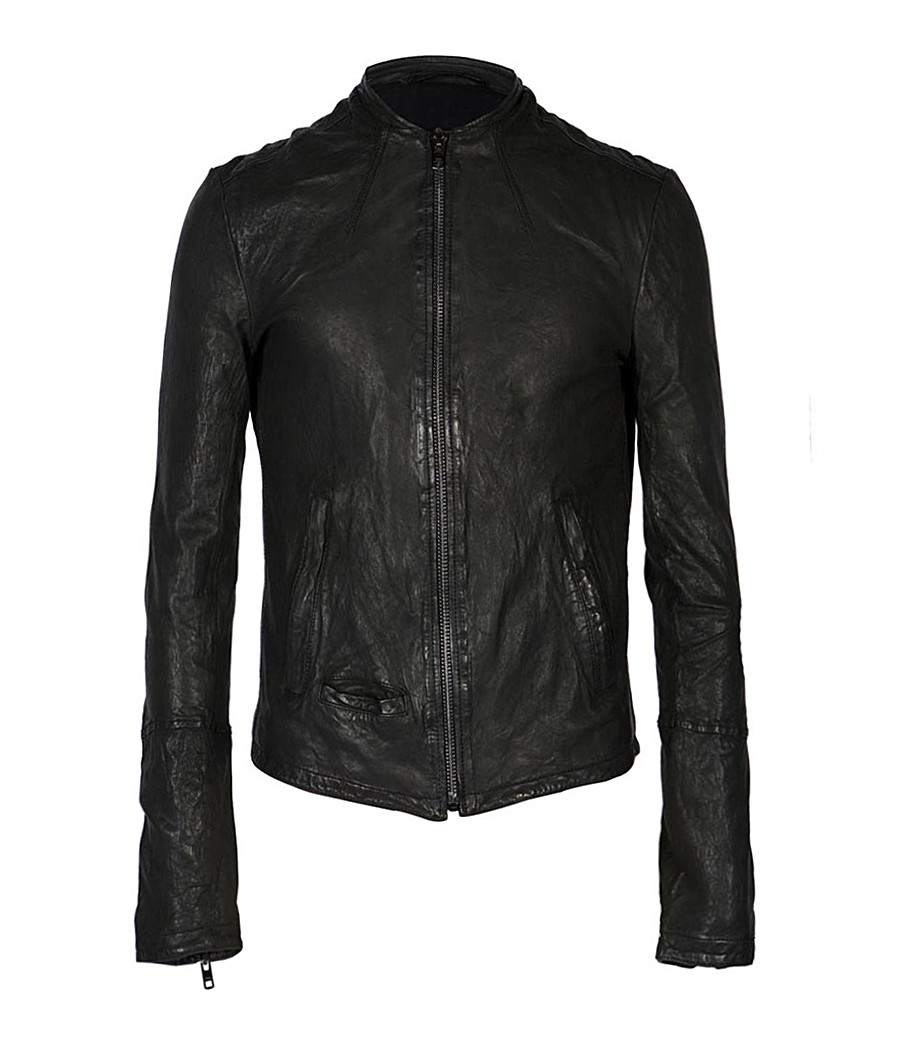 AllSaints AW10: Lusting for Leather.