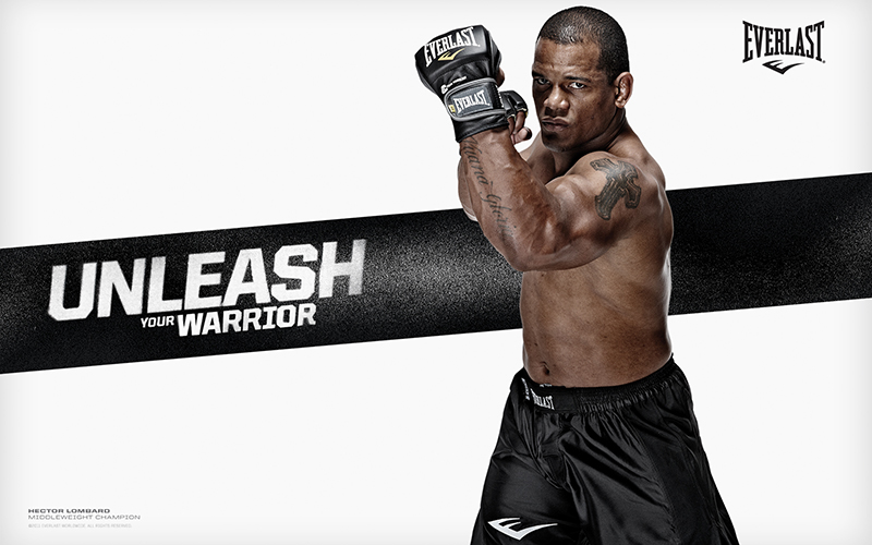 Hector Lombard Everlast