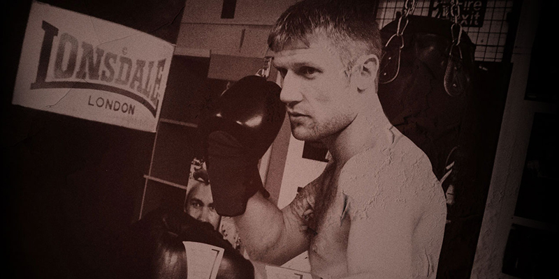 Lonsdale Boxing Tony Jeffries