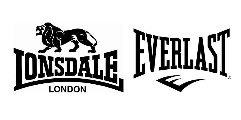 Lonsdale Everlast Logos